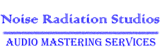 Mastering Studio - Noise Radiation Studios